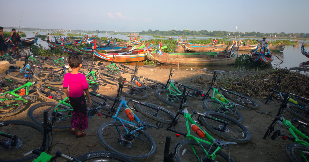 Cycles in Burma
