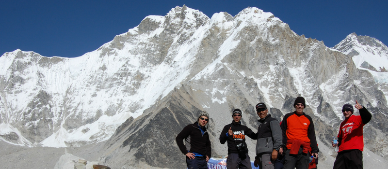Where is Everest base camp?