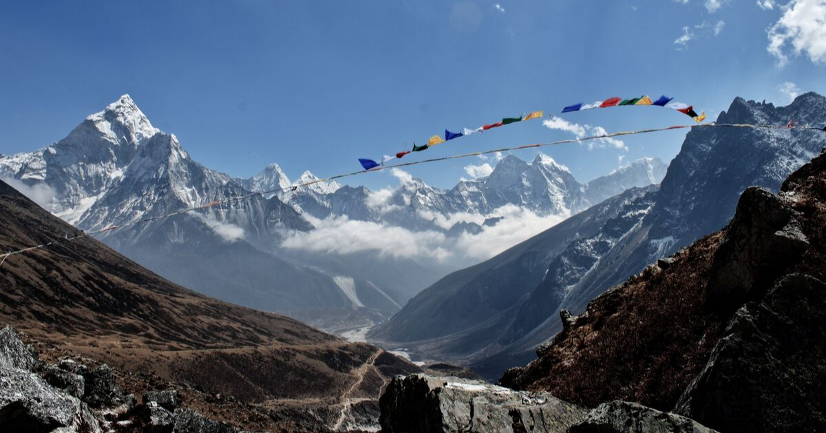 Views of Everest