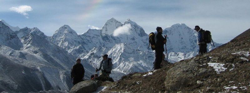 Everest Base Camp views