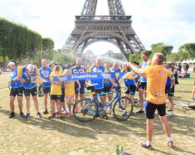 London to Paris Cycle – Tour de France Finale
