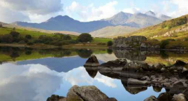What is the Three Peaks Challenge?