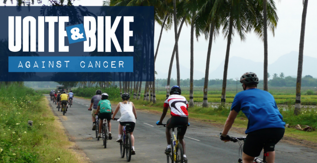 Unite and Bike Against Cancer Returns in 2020!