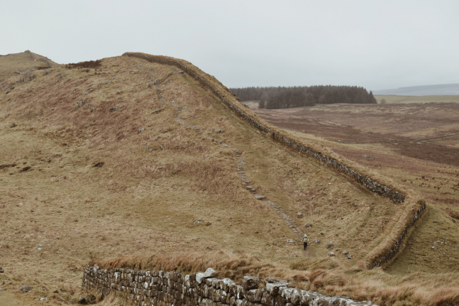 Where is Hadrian's Wall?
