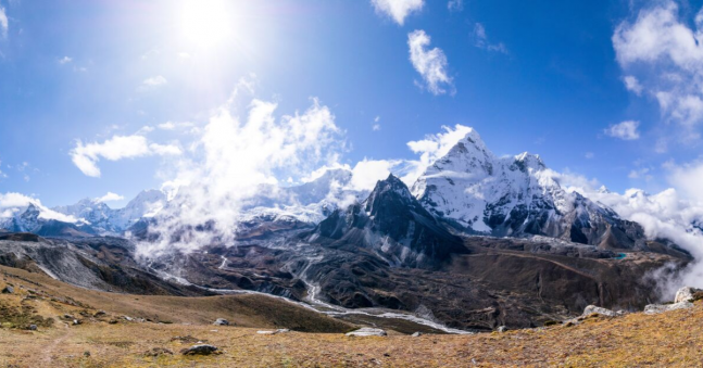 Mind-blowing facts about Mount Everest