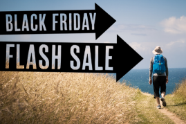 FLASH SALE – Camino de Santiago Trek