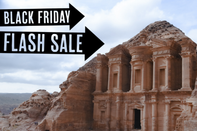 FLASH SALE – Cycle Thailand & Trek to Petra
