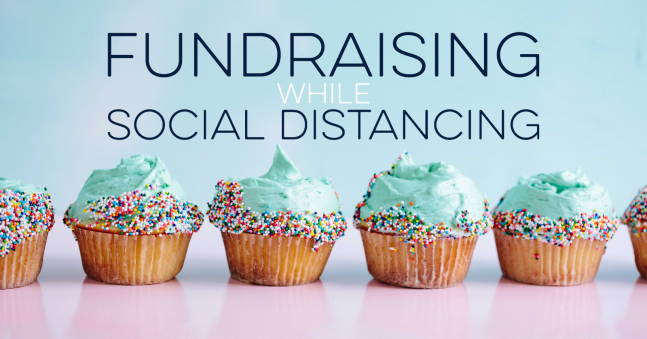 Fundraising for a Challenge While Social Distancing