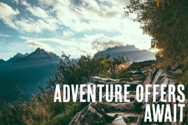 Adventure Offers Await!